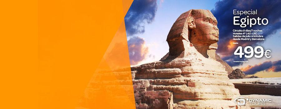 viajes carrefour oferta egipto